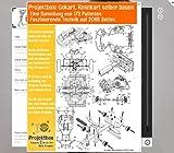 Gokart, Rennkart selber bauen: Deine Projektbox inkl. 173 Original-Patenten bringt Dich mit Spaß ans Ziel!