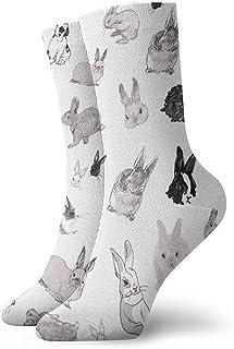 Dydan Tne, Niños Niñas Locos Divertidos Divertidos Divertidos Calcetines de Conejo Calcetines Lindos de Novedad