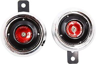 KKmoon Auto Motorrad Hupe 12 V 24 V 105 dB R/ückfahr Horn Lautsprecher super laut Backup Alarm Beep Summer Warnung Alarm Lautsprecher