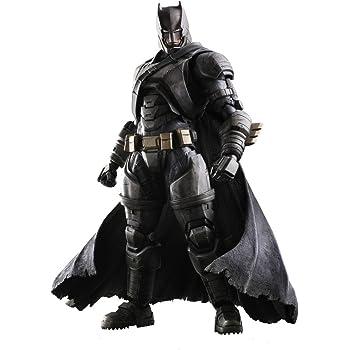PLAY ARTS改 Batman v Superman: Dawn of Justice アーマードバットマン 塗装済み可動フィギュア