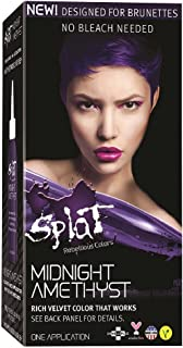 Splat 30 Wash No Bleach Formula (Midnight Amethyst)