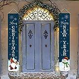 KMUYSL Christmas Decorations Outdoor - Xmas Decoration Banner -Extra Large Size 71'x12'...