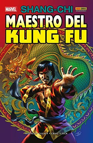 Shang-Chi. Maestro del kung fu (Vol. 2) (Marvel Omnibus)