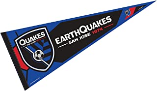 WinCraft San Jose Earthquakes Pennant and 12