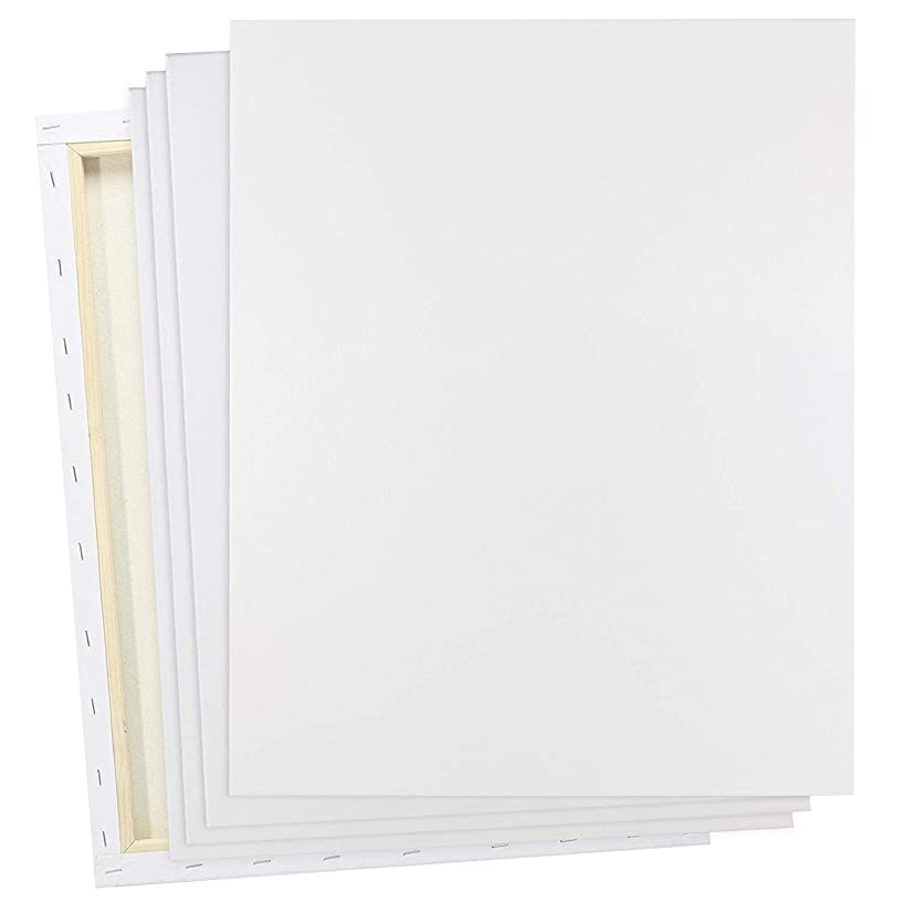 16 x 20 Necessities Canvas Value Pack by Artist's Loft, 5 Pack