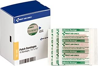 Pac-Kit by First Aid Only Patch Bandages, 1 1/2
