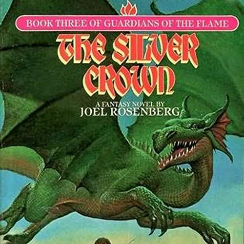 The Silver Crown audiobook cover art