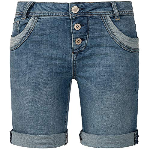 Sublevel Damen Shorts - D8579L61825ZD132_XS