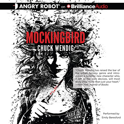 Couverture de Mockingbird