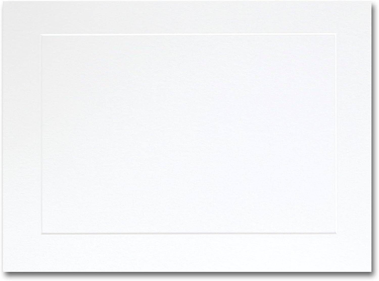 Feine Impressions a7-fold-over Panel Karten, 5–1 20,3 x 17,8 cm 250 Count (rran7fwp) B017KXXHGI   | Spielzeug mit kindlichen Herzen herstellen