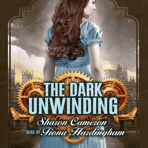 The Dark Unwinding audiobook cover art
