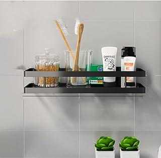 CGLOVEWYL Salle de Bain étagère Organisateur Mural Espace en Aluminium Cuisine étagère Murale Douche shampooing Support de...