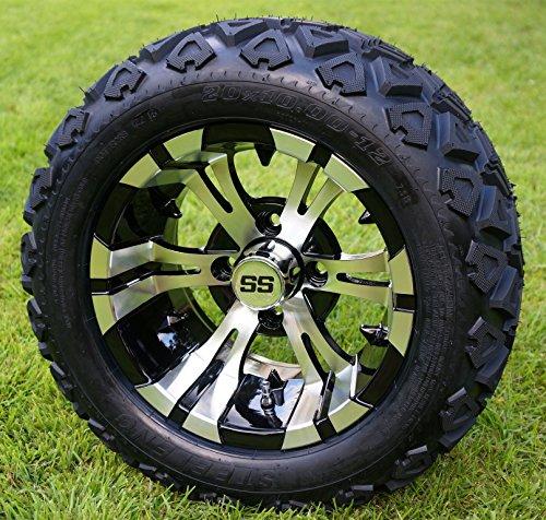 Best 12 inch golf cart wheels