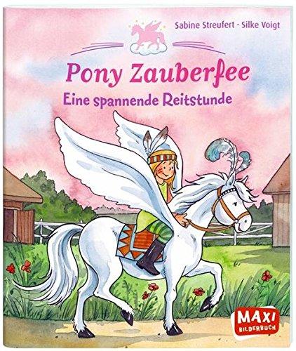 Pony Zauberfee - Eine spannende Reitstunde
