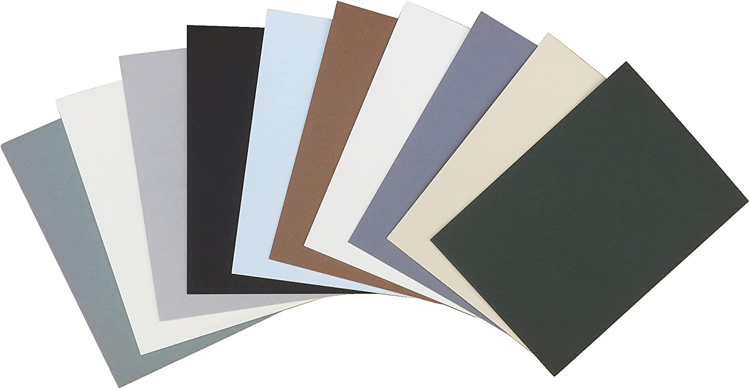 Crescent Mixed Media High material Board 15 Max 52% OFF x 20 Snow of Pack Inches