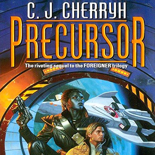 Precursor audiobook cover art
