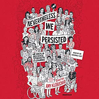 Nevertheless, We Persisted audiobook cover art