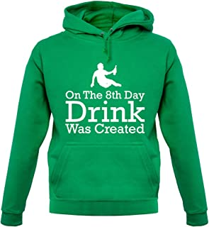 On The 8th Day Drinking was Created - Unisex Hoodie/Hooded Top