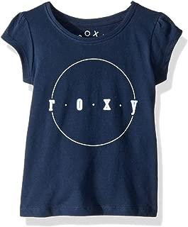 Girls' Little Rise Short Sleeve T-Shirt
