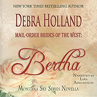 Mail-Order Brides of the West: Bertha cover art