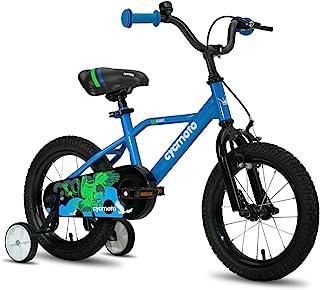 Cycmoto bicicleta para niños de 3 a 6 años, bicicleta infa
