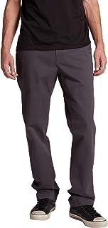 Volcom Men's Frickin Regular Chino Pants w/Cell Phone Pocket