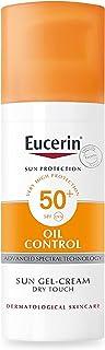 Eucerin Oil Control Sun Gel-Cream Dry Touch SPF50, 50ml