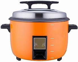 Grote capaciteit rijstkoker stomen non-stick kookpot/één druk op de knop om rijst te maken/stoom gezonde voeding/groenten,...