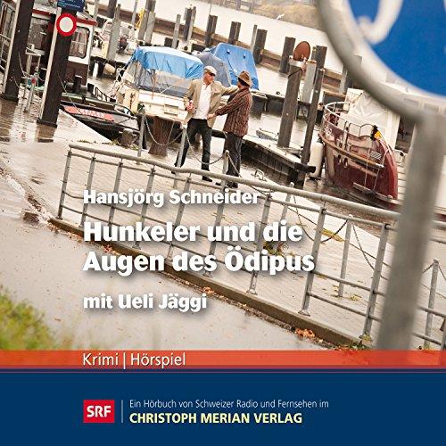 Hunkeler und die Augen des Ödipus (Hunkeler 8) audiobook cover art