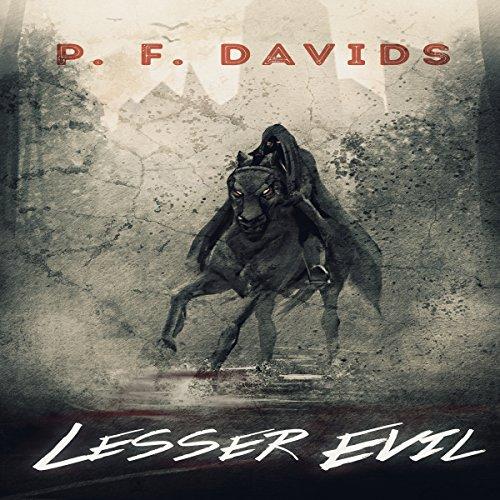 Lesser Evil audiobook cover art