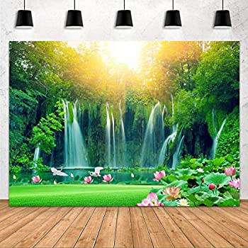Best green forest background Reviews