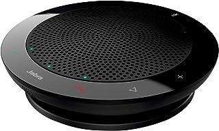 Jabra Speak 410 Speakerphone - Unified Communications-optimerad bärbar konferenshögtalare med USB - Plug-and-Play anslutni...