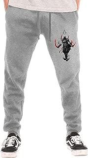 Assassins Creed Men's Lightweight Joggers Pants Fitness Bottoms Gym Workout Sweatpants