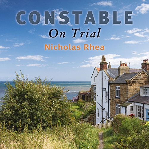 Constable on Trial audiobook cover art