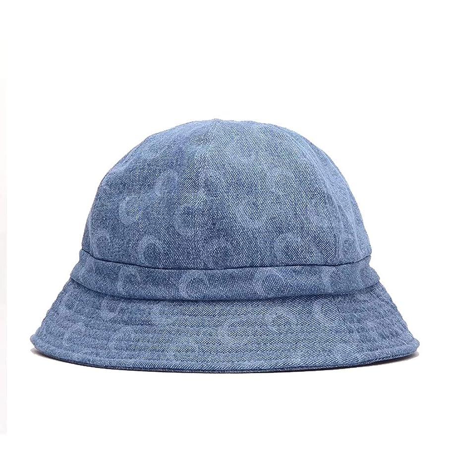 胚動かす半島Wen Zhe 2019年と同じ月柄カウボーイ漁師の帽子日曜日帽子女性 日よけ帽