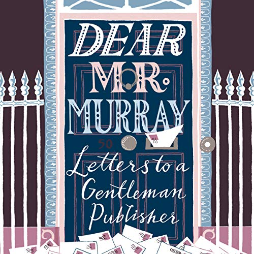 Dear Mr Murray audiobook cover art