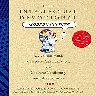 The Intellectual Devotional: Modern Culture                   著者:                                                                                                                                 David Kidder,                                                                                        Noah Oppenheim                               ナレーター:                                                                                                                                 Oliver Wyman,                                                                                        Helen Litchfield                      再生時間: 19 時間  47 分     レビューはまだありません。     総合評価 0.0