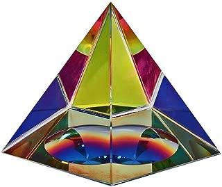 iridescent pyramid