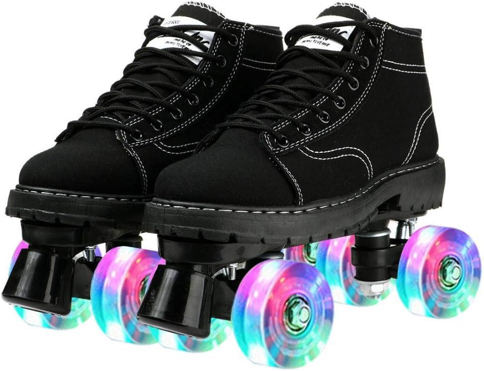 Max 90% OFF MEIMESH Roller Skates Women Outdoor Indoor unisex and Skat Black