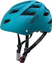 OutdoorMaster Multisport Helmet for Child & Youth - Adjustable Size & Washable Lining - 21 Vents Ventilation System