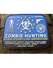 jtg Zombie Hunting Patch/3d Rubber Patch