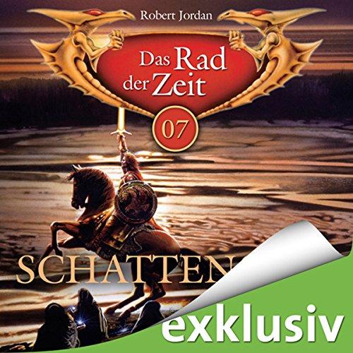 Schattensaat (Das Rad der Zeit 07) audiobook cover art