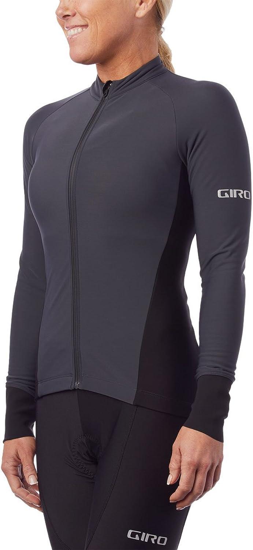 Giro 2017 Women's Chrono Long Sleeve Thermal Cycling Jersey  70845