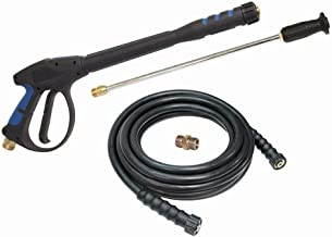 Apache 99023677 2600 PSI Pressure Washer Gun Kit with 1/4