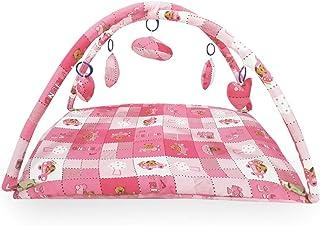 Sanqing Faltbare Baby Reise Moskitonetz Baby Reisebett mit Moskitonetz Matratze Kissen Schlafzelt Reisebett