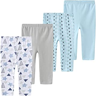 Baby Warmer Pants Lovely Boys Girls Solid Pant Trousers Leggings 0-24Month