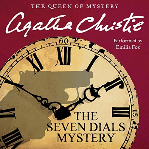 The Seven Dials Mystery audiobook cover art