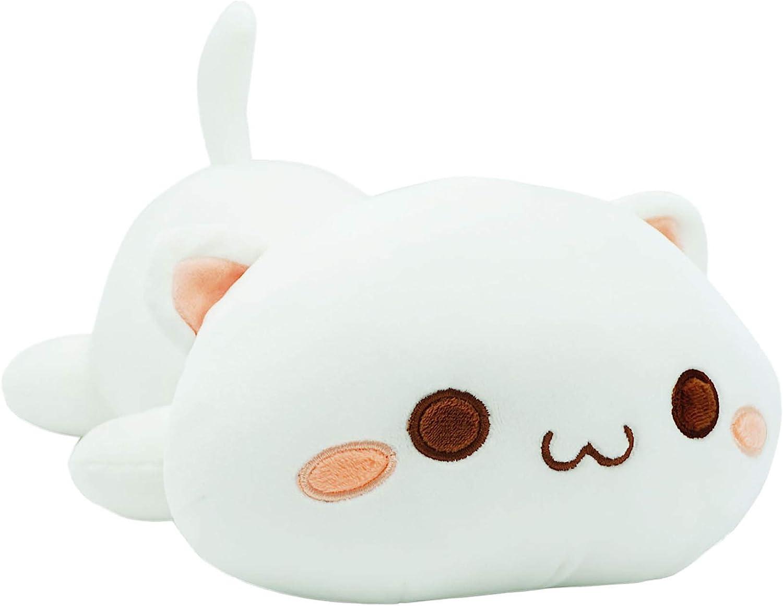 Cute Kitten Plush excellence Toy Stuffed Animal Pl Sacramento Mall Anime Kitty Cat Pet Soft