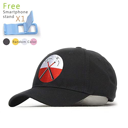 85f8776bd74a3 Pink Floyd Classic Rock and Roll Music Band Adjustable Baseball Cap