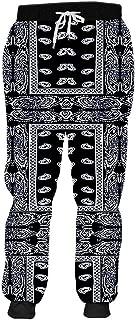 Unisex Oreo Joggers Sweatpants Sports Jogging 3D Men Women Hip Hop Trousers